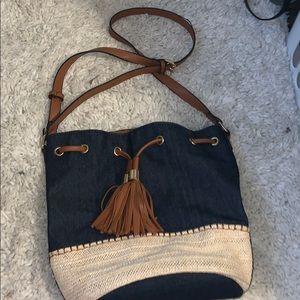 Urban expressions boho crossbody purse